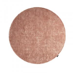 Covor roz din viscoza si bumbac 250 cm Kenshin LifeStyle Home Collection
