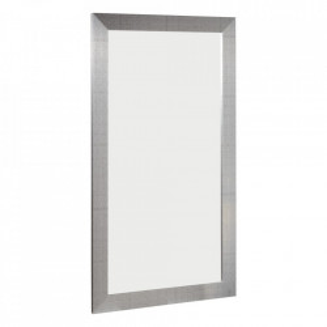 Oglinda dreptunghiulara argintie din MDF 99x178 cm Fillia Ixia