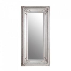 Oglinda dreptunghiulara argintie din lemn 85x180 cm Renaissance Invicta Interior
