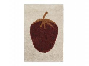 Covor din lana 120x180 cm Fruticana Strawberry Ferm Living