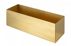 Cutie din alama 24x8x8 cm Marta Versmissen
