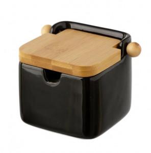 Zaharnita neagra din ceramica 250 ml Ellis Unimasa