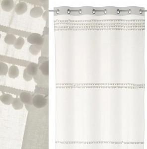 Draperie din poliester 140x260 cm Tassel Unimasa
