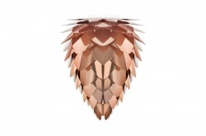 Abajur aramiu din polipropilena si policarbonat Conia Copper Umage