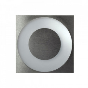 Aplica argintie din aluminiu si plastic Polar Milagro Lighting