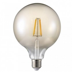 Bec cu filament E27 2,8W Light Bulb Gold Maxi Nordlux