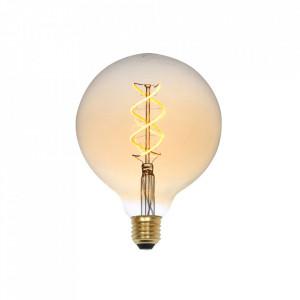 Bec dimabil LED E27 5W Deco Globe Big Steinhauer