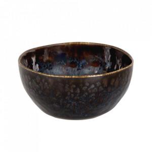 Bol albastru din ceramica 260 ml Eccentric Palmer