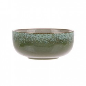Bol din ceramica verde 70's Medium HK Living