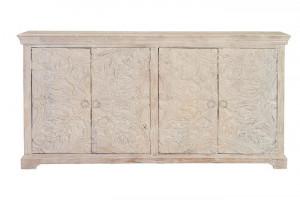 Bufet inferior maro din lemn de mango 180 cm Hansi Giner y Colomer