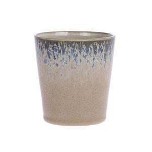 Cana din ceramica 200 ml 70's HK Living