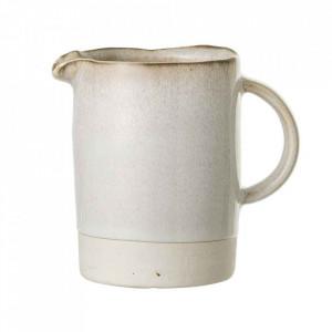 Carafa crem din ceramica 350 ml Carrie Bloomingville