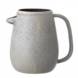 Carafa gri din ceramica 1400 ml Bloomingville