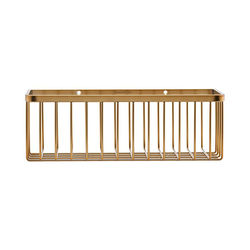 Cos alama 28 cm Brushed Brass House Doctor
