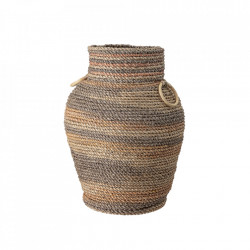 Cos multicolor din abaca Thea Bloomingville