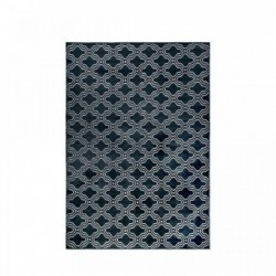 Covor albastru 160x230 cm Feike Midnight Blue White Label