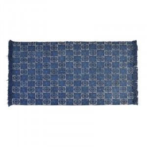 Covor albastru din bumbac 120x180 cm Alfombra Giner y Colomer