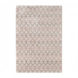 Covor bej/roz 160 x 230cm Grace Dotty Mint Rugs