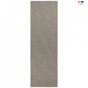 Covor gri deschis din polipropilena pentru exterior Nature Light Grey BT Carpet (diverse dimensiuni)