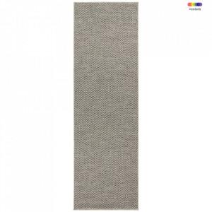 Covor gri din polipropilena pentru exterior Nature Grey Anthracite Sisal BT Carpet (diverse dimensiuni)