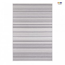 Covor gri multicolor din polipropilena Secret Calais Grey Multicolor Elle Decor (diverse dimensiuni)