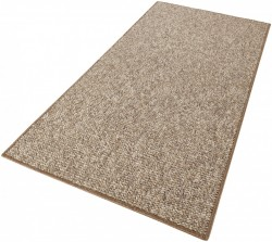 Covor maro inchis Wolly BT Carpets