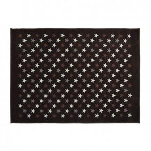 Covor multicolor din fibre acrilice 140x200 cm Little Stars Lorena Canals