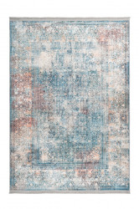 Covor multicolor din poliester Peri Abstract Lalee (diverse dimensiuni)