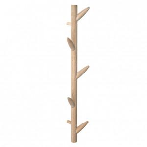 Cuier maro din lemn de mesteacan Natane Kave Home