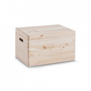 Cutie cu capac maro din lemn All Purpose Boxes Big Tall Zeller