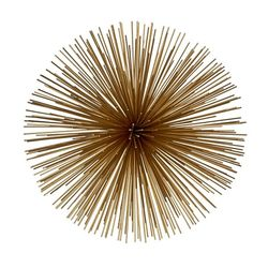 Decoratiune din alama si metal 26 cm Prickle Brass L Pols Potten