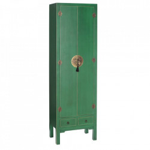 Dulap verde din MDF 185 cm Matrika Ixia