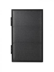 Dulapior negru din metal si sticla pentru perete 60 cm Haze Black Ferm Living