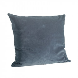 Fata de perna albastru inchis din catifea 50x50 cm Frona Madam Stoltz