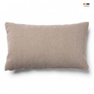 Fata de perna maro din textil 30x50 cm Mak La Forma