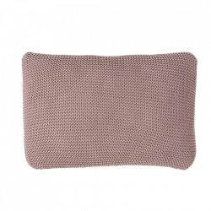 Fata de perna roz din bumbac 30x50 cm Vargas Madam Stoltz