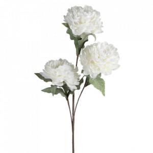 Floare artificiala din polietilena si fier 112 cm Bitika Ixia