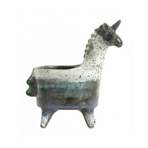 Ghiveci multicolor din ceramica 14x17 cm Kjelmo Nordal
