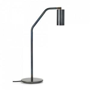 Lampa birou neagra din otel 59 cm Sofisticato Serax