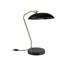 Lampa birou neagra Liam Black Dutchbone