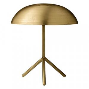 Lampa de birou Tripod auriu Bloomingville