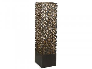Lampadar din metal antichizat 63 cm Trees Santiago Pons