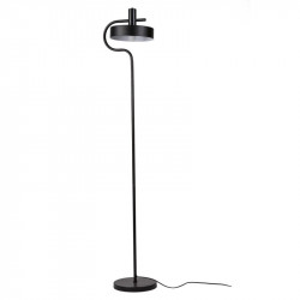 Lampadar negru din metal 160 cm Acebo Black Somcasa