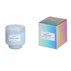 Lumanare parfumata din sticla 10 cm Exotic Vibes Kave Home