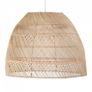 Lustra maro din bambus Kern L Denzzo