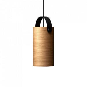Lustra maro din lemn si metal OOTW Frandsen Lighting