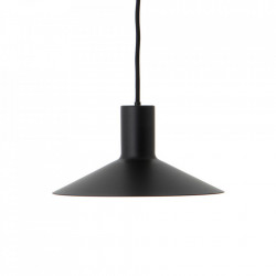 Lustra neagra din metal Minneapolis Frandsen Lighting