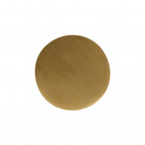 Maner auriu din fier 4,5 cm Kos Nordal