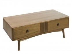Masa cafea din lemn tec 120x60 cm Feng Santiago Pons