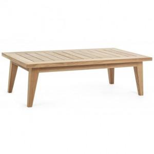 Masa maro din lemn pentru cafea 60x110 cm Pasadena Bizzotto